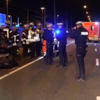 009 schwerer vu 7 verletzte 2x lebensgefahr