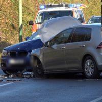 103 vu frontal gegenverkehr 4 verletzte