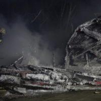 006 brand vereinsheim holthausen