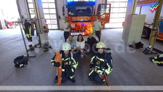 Doppelfolge Zum Abschluss Der 3 Staffel Feuerwehr Magazin