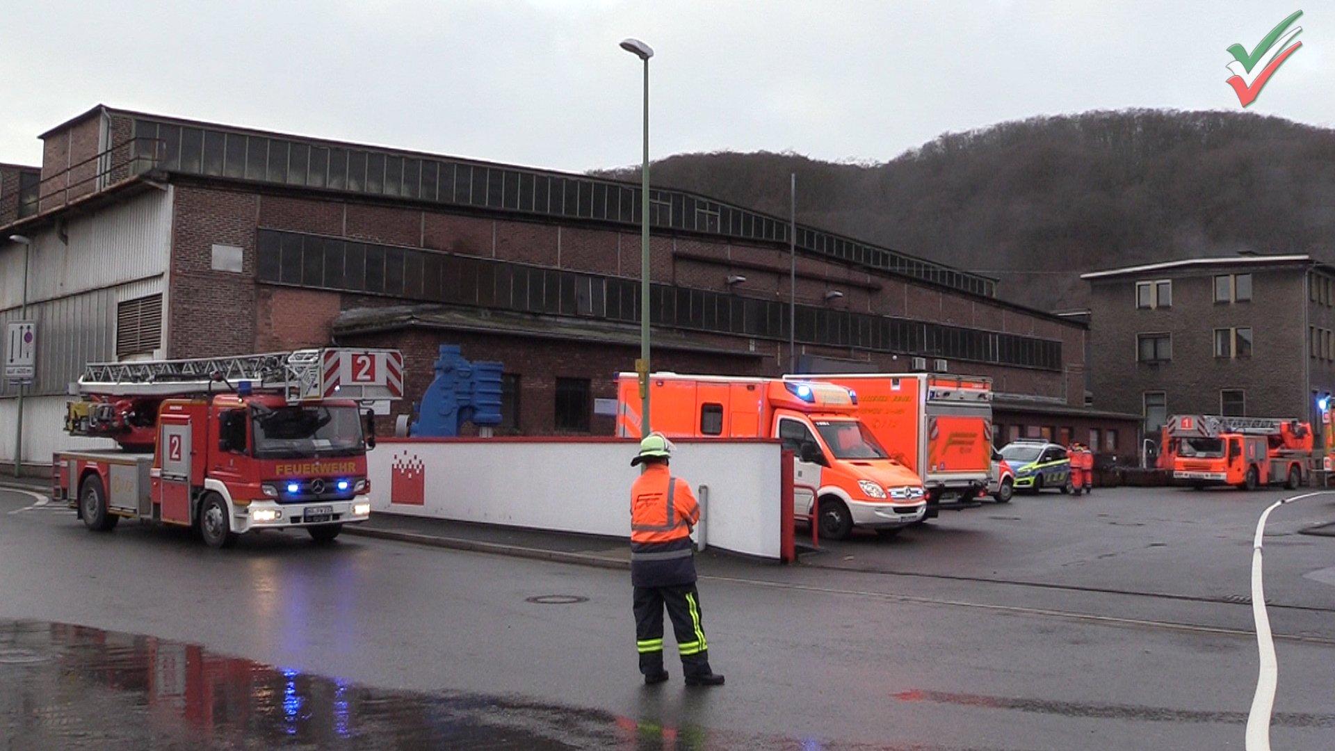 Feuerwehreinsatz Heute Köln